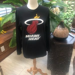 🔥 Miami Heat Logo Tee